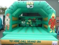 deanos bouncy castle hire